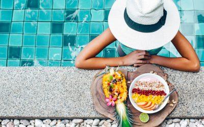 Comer sano y disfrutar en vacaciones