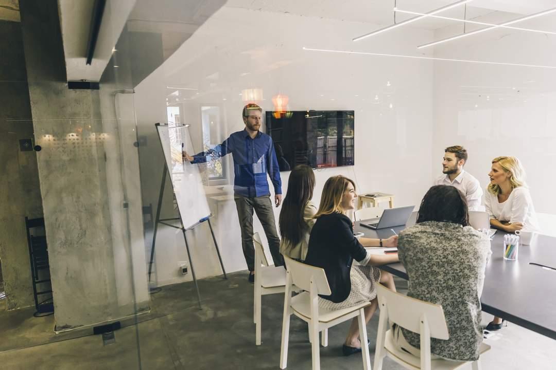 gestion de proyectos equipo trabajando
